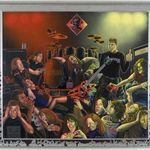 Un tablou cu moartea lui Dimebag Darrell va fi scos la licitatie