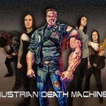 Austrian Death Machine atacati de fanii Schwarzenator
