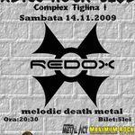 Redox concerteaza la Galati!