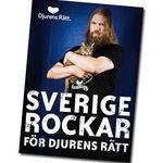 Opeth, Amon Amarth si Hammerfall sustin drepturile animalelor din Suedia