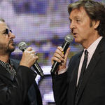 Paul McCartney va canta pe noul album Ringo Starr