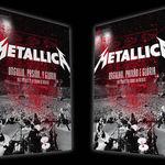 Metallica lanseaza un nou DVD filmat in Mexic