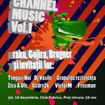 Timpuri Noi concerteaza la Fabrica sub egida Green Channel Music Vol. 1