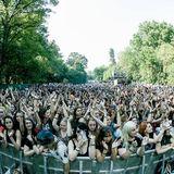 Poze Bastille la Summer Well 2014